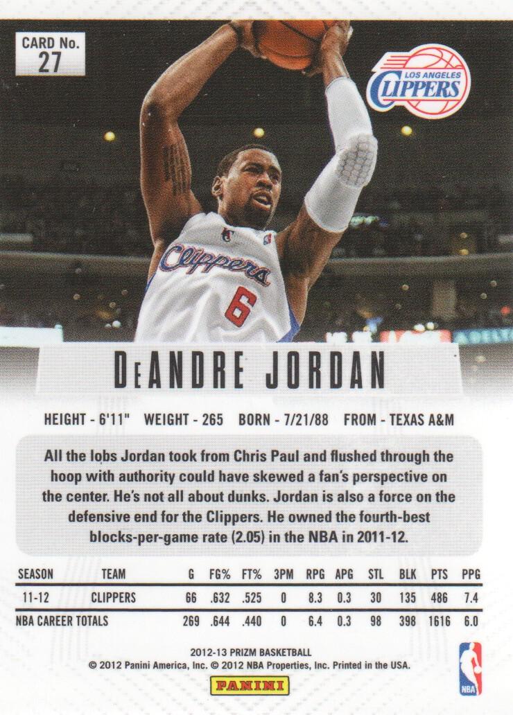 2012-13-Panini-Prizm-Basketball-Cards-1-250-Pick-From-List thumbnail 49