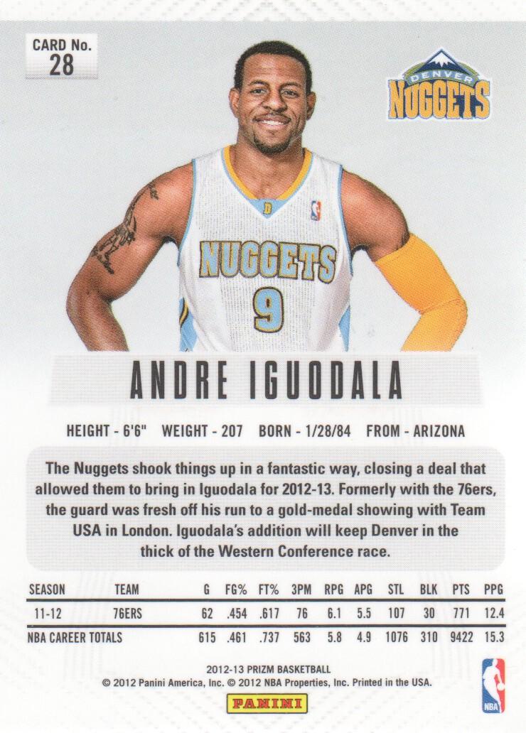 2012-13-Panini-Prizm-Basketball-Cards-1-250-Pick-From-List thumbnail 51