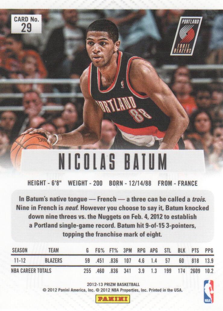 2012-13-Panini-Prizm-Basketball-Cards-1-250-Pick-From-List thumbnail 53