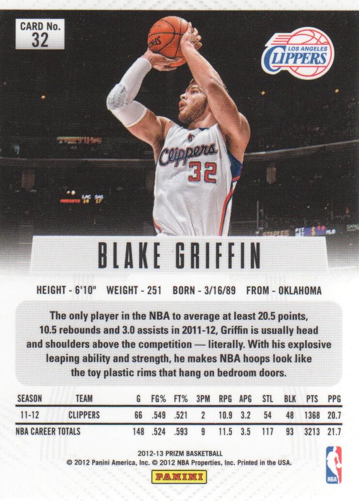 2012-13-Panini-Prizm-Basketball-Cards-1-250-Pick-From-List thumbnail 57