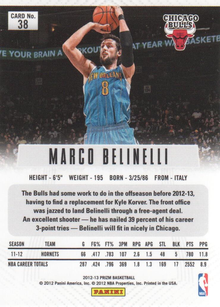 2012-13-Panini-Prizm-Basketball-Cards-1-250-Pick-From-List thumbnail 67