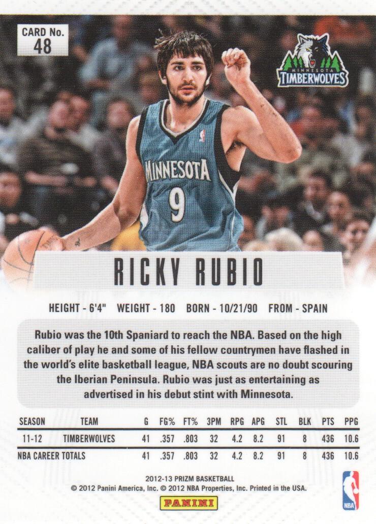 2012-13-Panini-Prizm-Basketball-Cards-1-250-Pick-From-List thumbnail 87