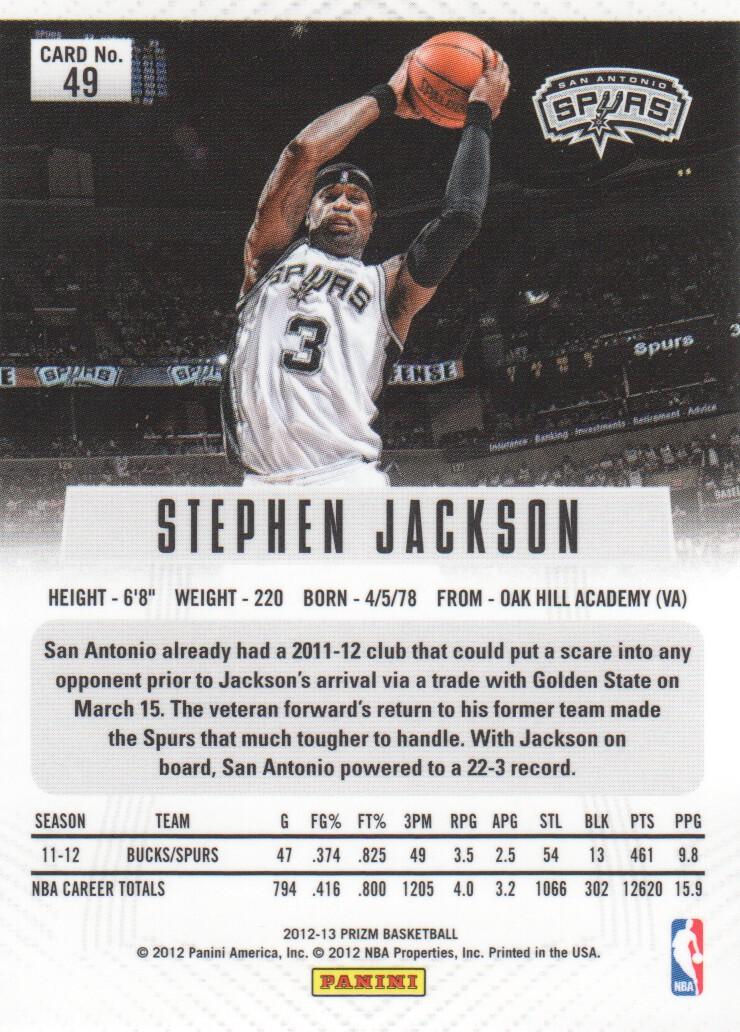 2012-13-Panini-Prizm-Basketball-Cards-1-250-Pick-From-List thumbnail 89