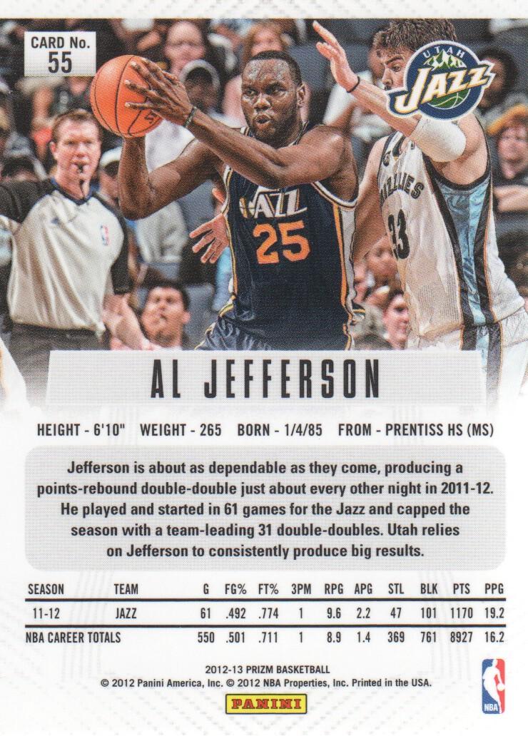2012-13-Panini-Prizm-Basketball-Cards-1-250-Pick-From-List thumbnail 99