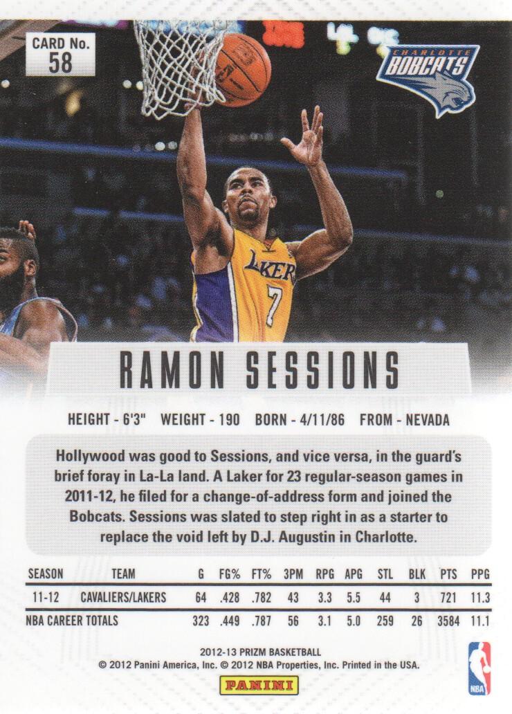 2012-13-Panini-Prizm-Basketball-Cards-1-250-Pick-From-List thumbnail 105