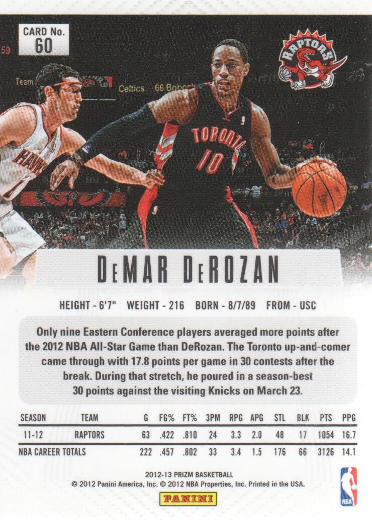 2012-13-Panini-Prizm-Basketball-Cards-1-250-Pick-From-List thumbnail 109
