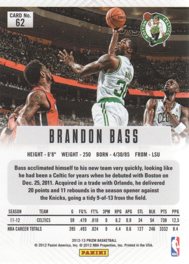 2012-13-Panini-Prizm-Basketball-Cards-1-250-Pick-From-List thumbnail 113
