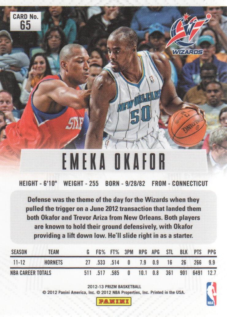 2012-13-Panini-Prizm-Basketball-Cards-1-250-Pick-From-List thumbnail 119