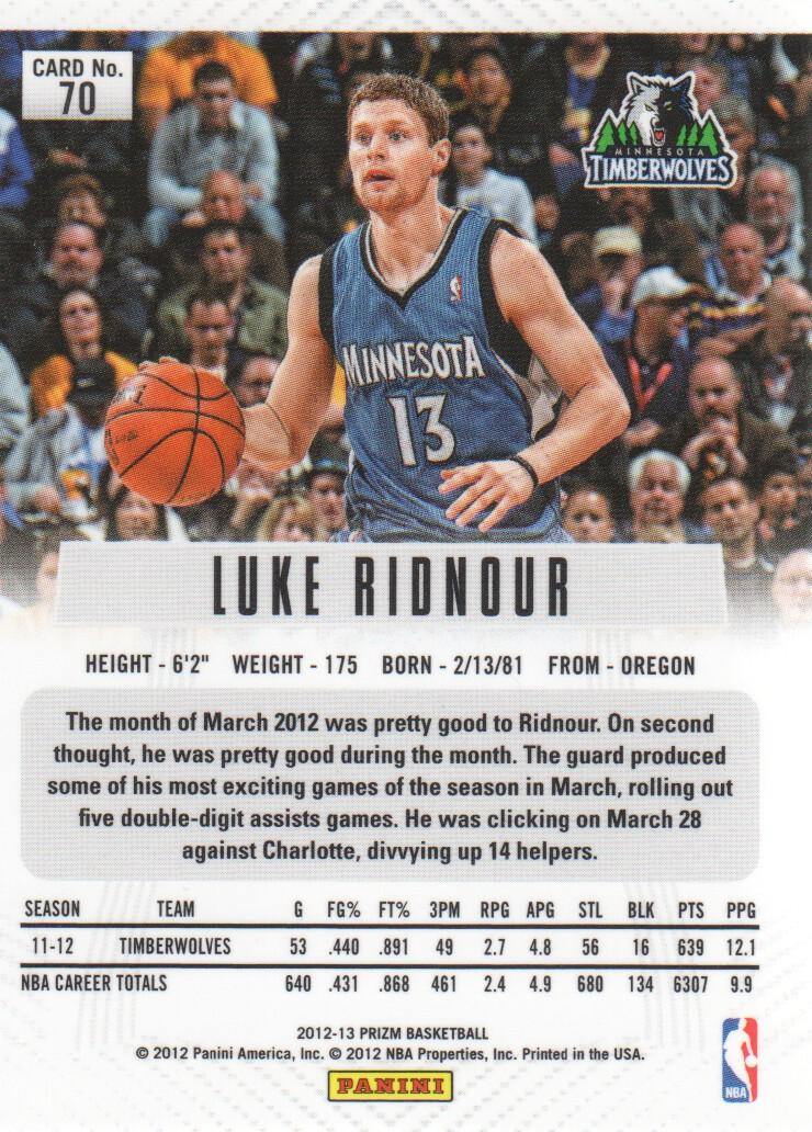 2012-13-Panini-Prizm-Basketball-Cards-1-250-Pick-From-List thumbnail 129