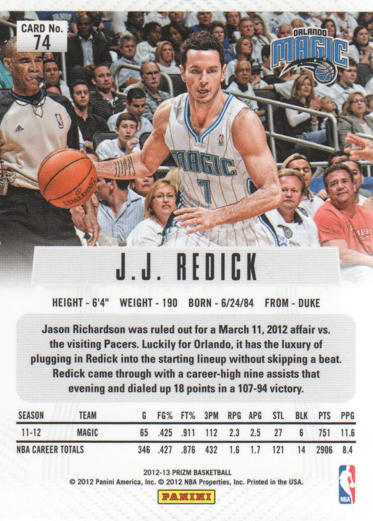 2012-13-Panini-Prizm-Basketball-Cards-1-250-Pick-From-List thumbnail 133