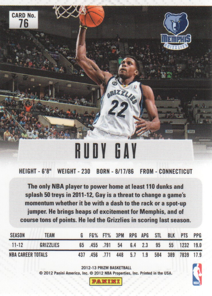 2012-13-Panini-Prizm-Basketball-Cards-1-250-Pick-From-List thumbnail 135