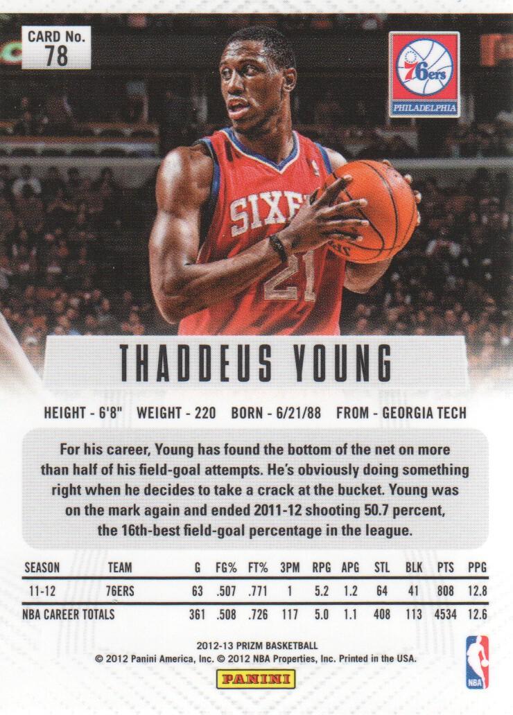 2012-13-Panini-Prizm-Basketball-Cards-1-250-Pick-From-List thumbnail 139