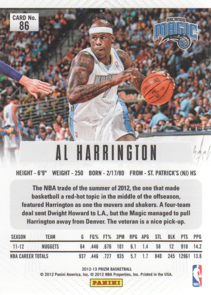 2012-13-Panini-Prizm-Basketball-Cards-1-250-Pick-From-List thumbnail 153