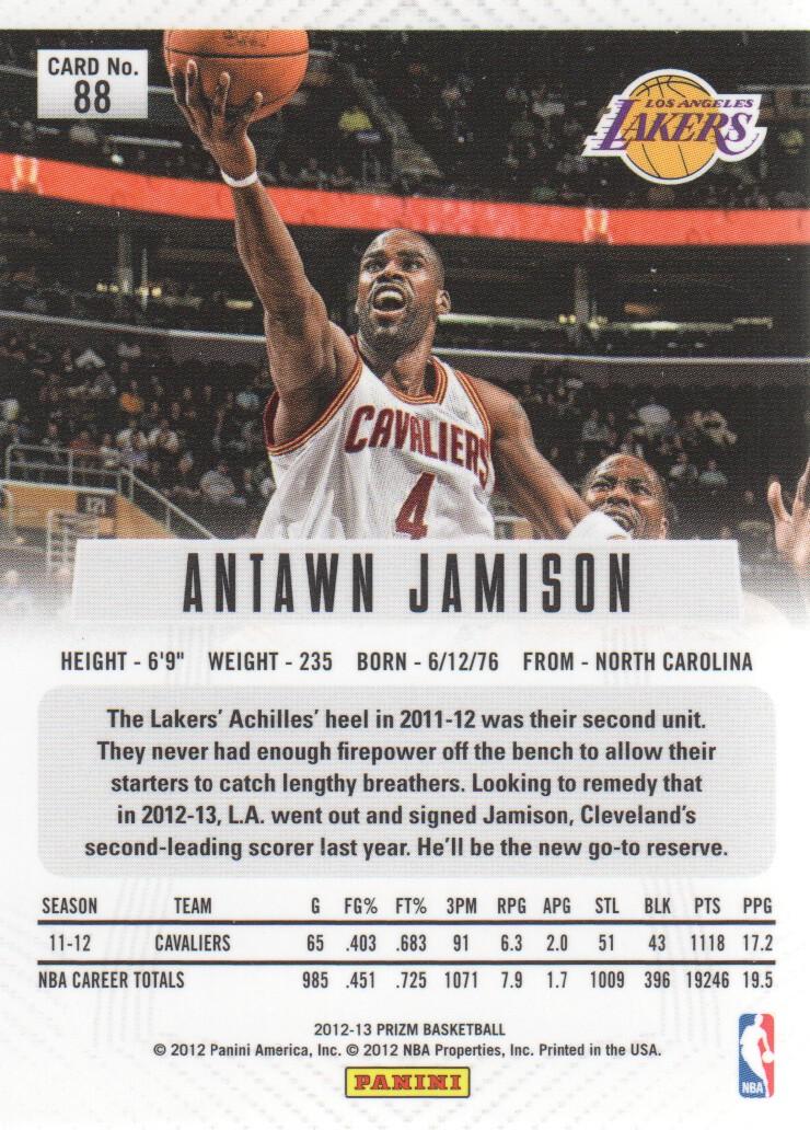 2012-13-Panini-Prizm-Basketball-Cards-1-250-Pick-From-List thumbnail 157