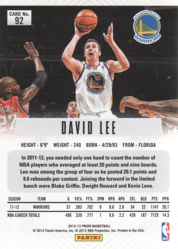 2012-13-Panini-Prizm-Basketball-Cards-1-250-Pick-From-List thumbnail 165