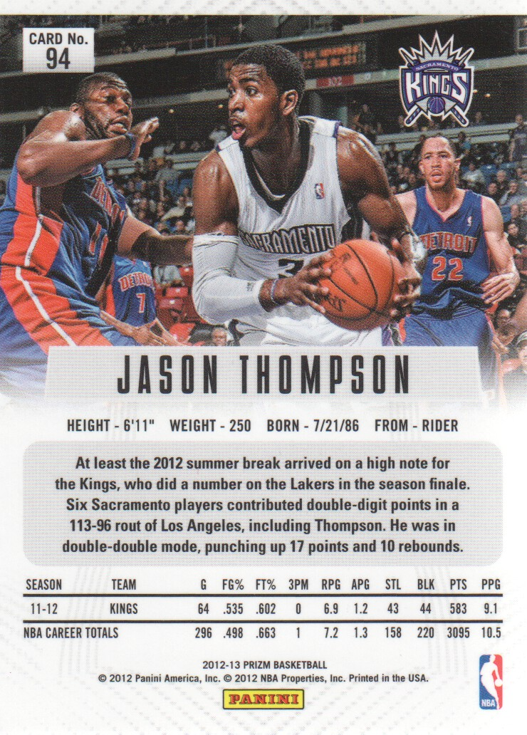 2012-13-Panini-Prizm-Basketball-Cards-1-250-Pick-From-List thumbnail 169