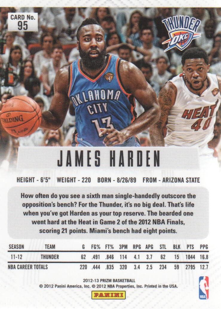 2012-13-Panini-Prizm-Basketball-Cards-1-250-Pick-From-List thumbnail 171
