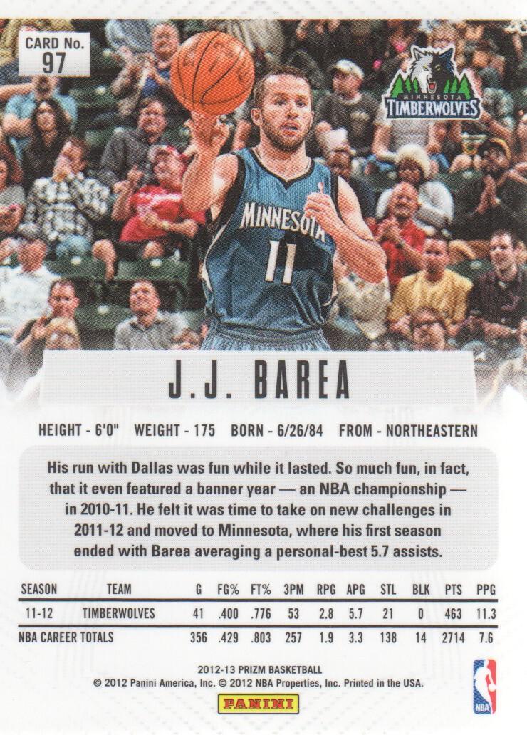 2012-13-Panini-Prizm-Basketball-Cards-1-250-Pick-From-List thumbnail 175