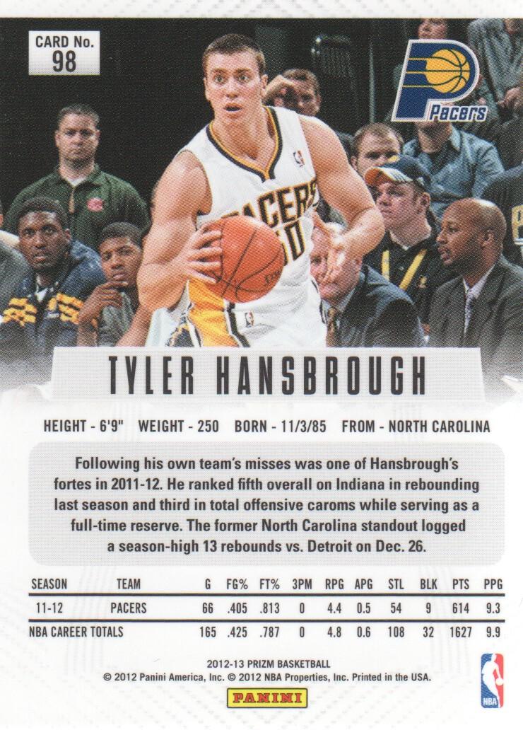 2012-13-Panini-Prizm-Basketball-Cards-1-250-Pick-From-List thumbnail 177