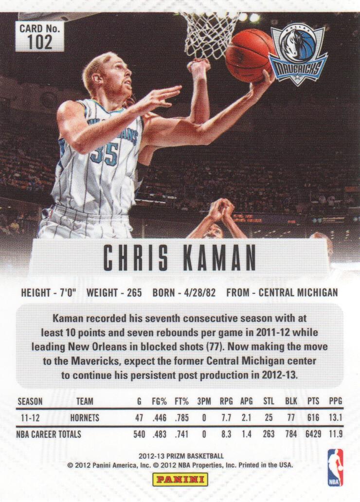 2012-13-Panini-Prizm-Basketball-Cards-1-250-Pick-From-List thumbnail 185