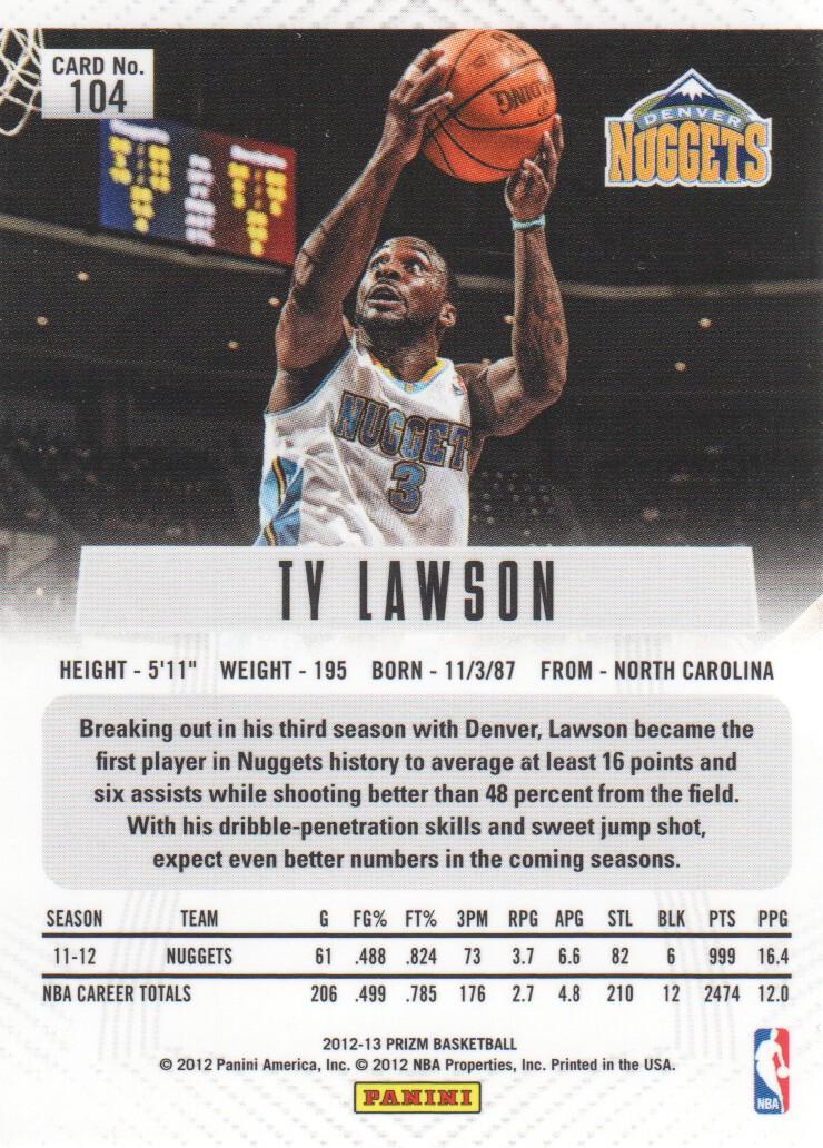 2012-13-Panini-Prizm-Basketball-Cards-1-250-Pick-From-List thumbnail 189