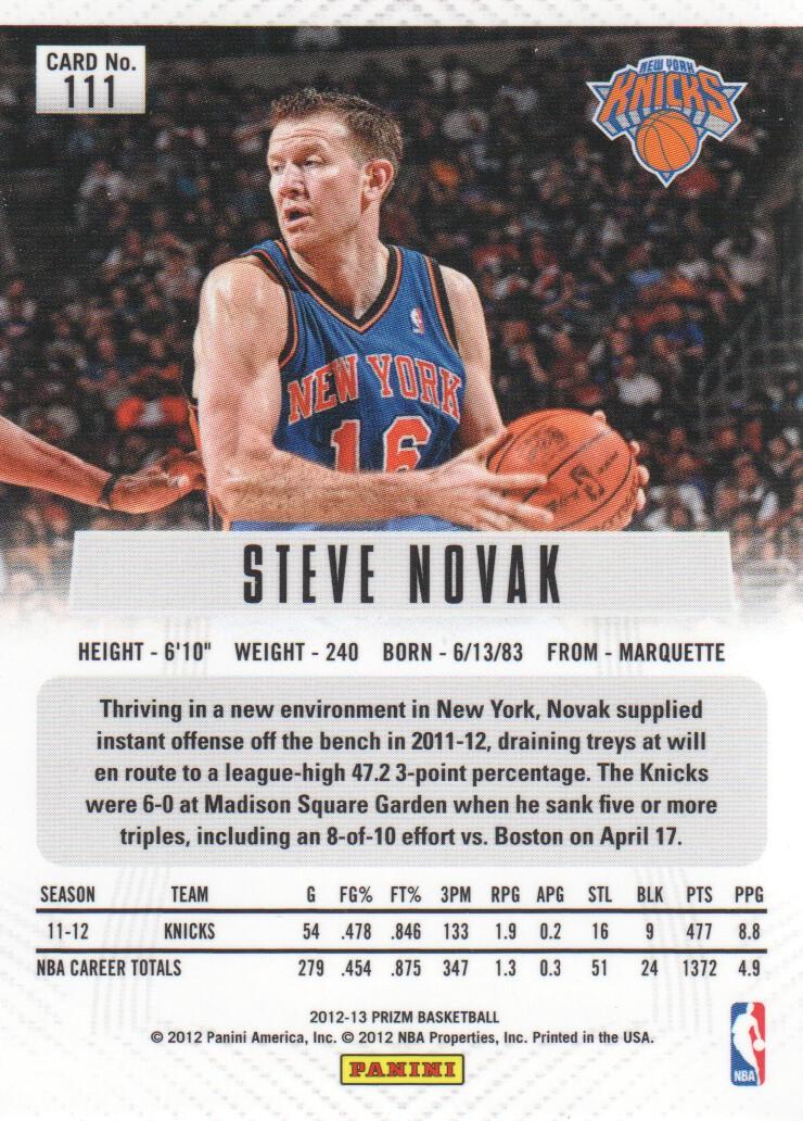2012-13-Panini-Prizm-Basketball-Cards-1-250-Pick-From-List thumbnail 203