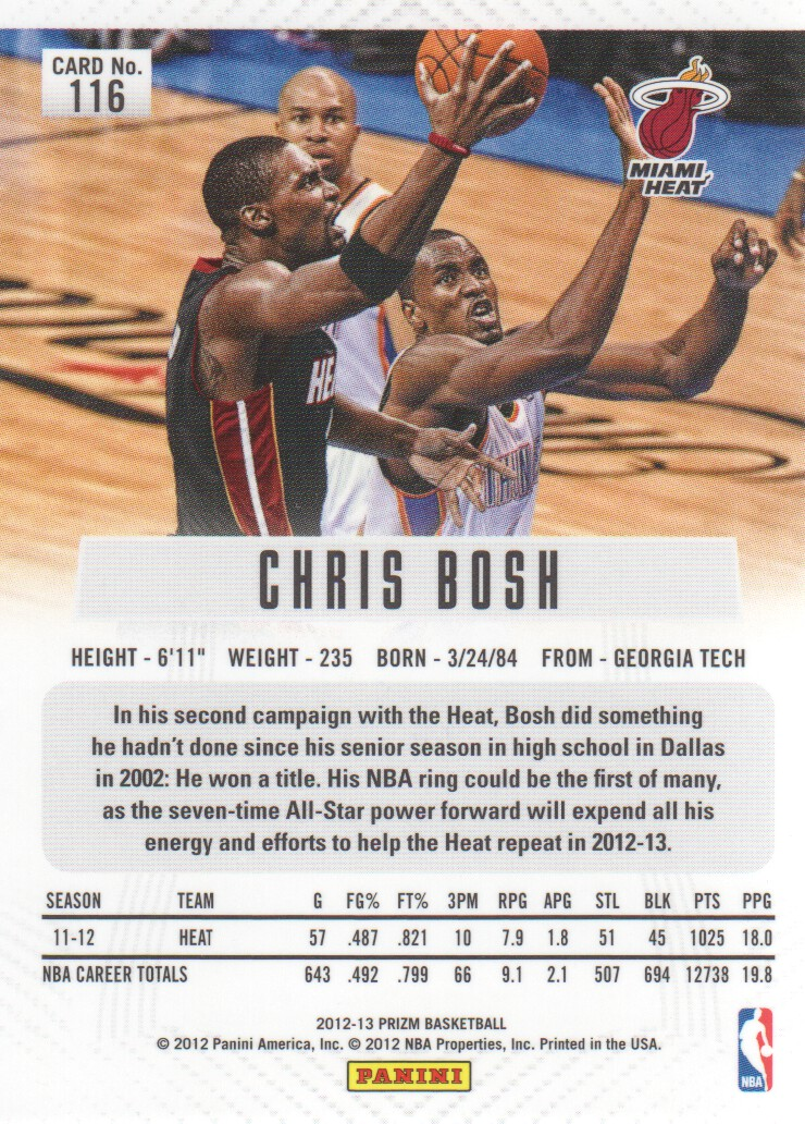 2012-13-Panini-Prizm-Basketball-Cards-1-250-Pick-From-List thumbnail 213