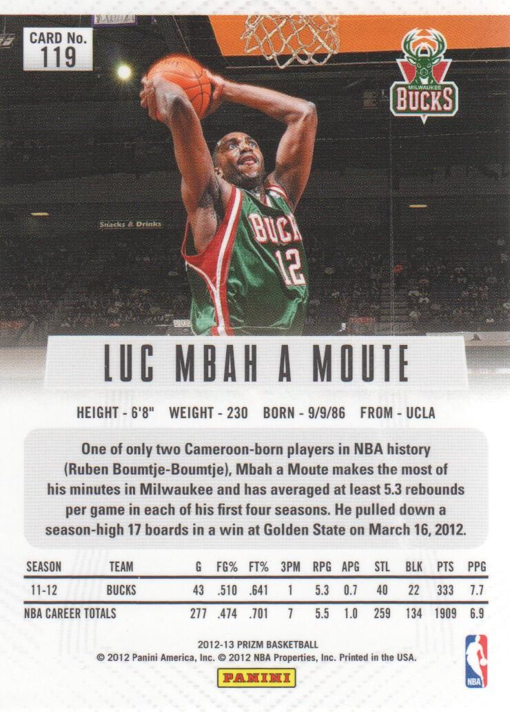 2012-13-Panini-Prizm-Basketball-Cards-1-250-Pick-From-List thumbnail 219