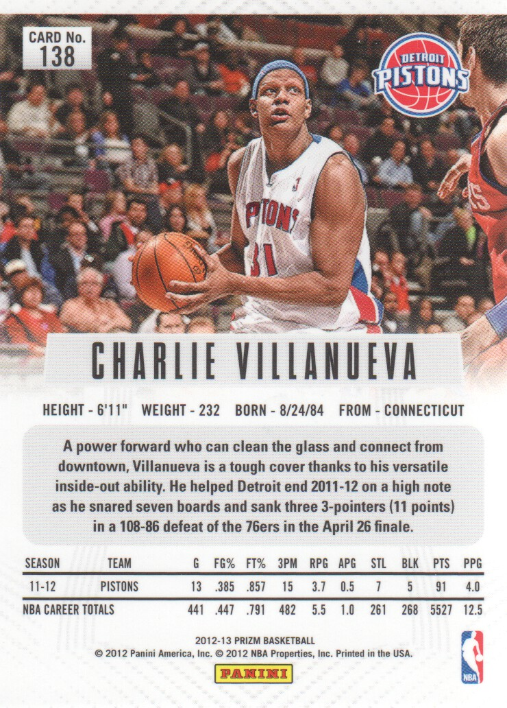2012-13-Panini-Prizm-Basketball-Cards-1-250-Pick-From-List thumbnail 257