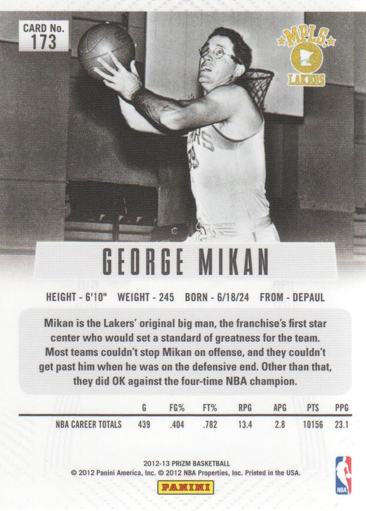 2012-13-Panini-Prizm-Basketball-Cards-1-250-Pick-From-List thumbnail 321