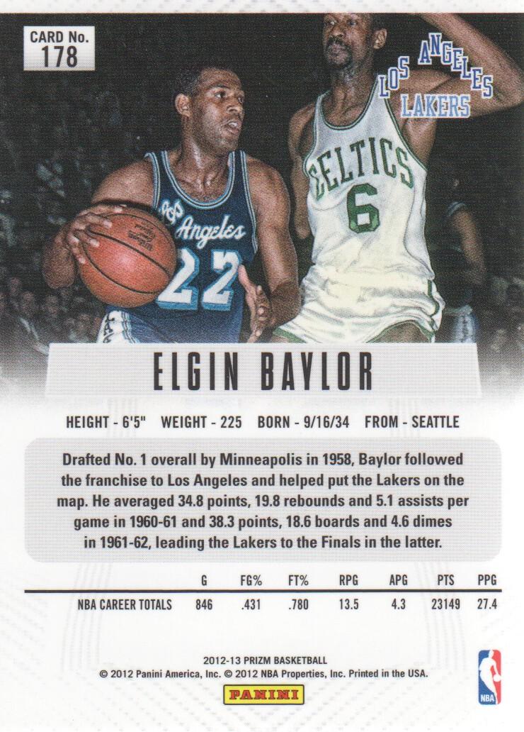 2012-13-Panini-Prizm-Basketball-Cards-1-250-Pick-From-List thumbnail 331