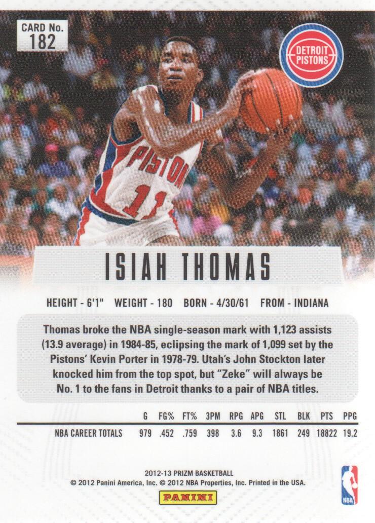 2012-13-Panini-Prizm-Basketball-Cards-1-250-Pick-From-List thumbnail 337