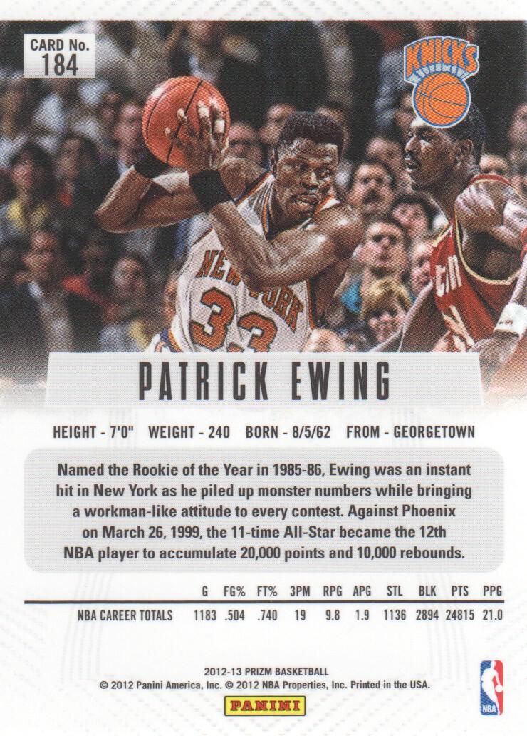 2012-13-Panini-Prizm-Basketball-Cards-1-250-Pick-From-List thumbnail 341