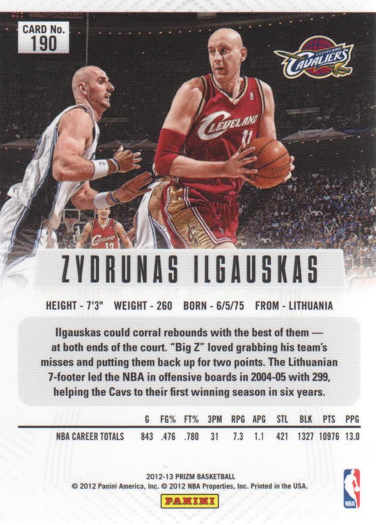 2012-13-Panini-Prizm-Basketball-Cards-1-250-Pick-From-List thumbnail 353