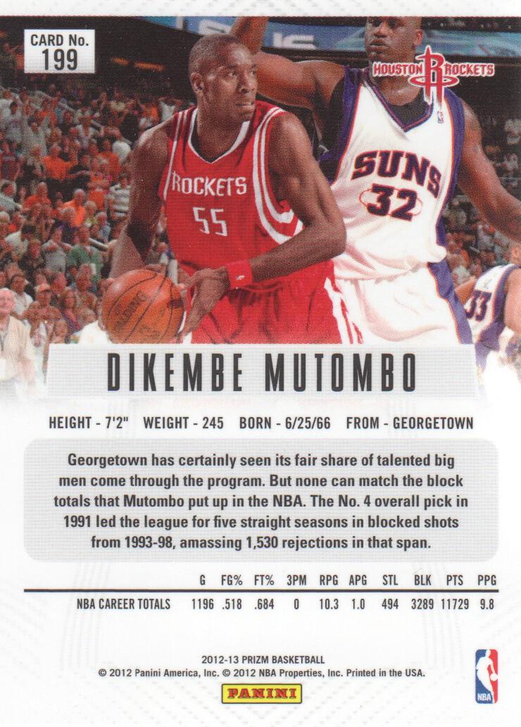 2012-13-Panini-Prizm-Basketball-Cards-1-250-Pick-From-List thumbnail 371