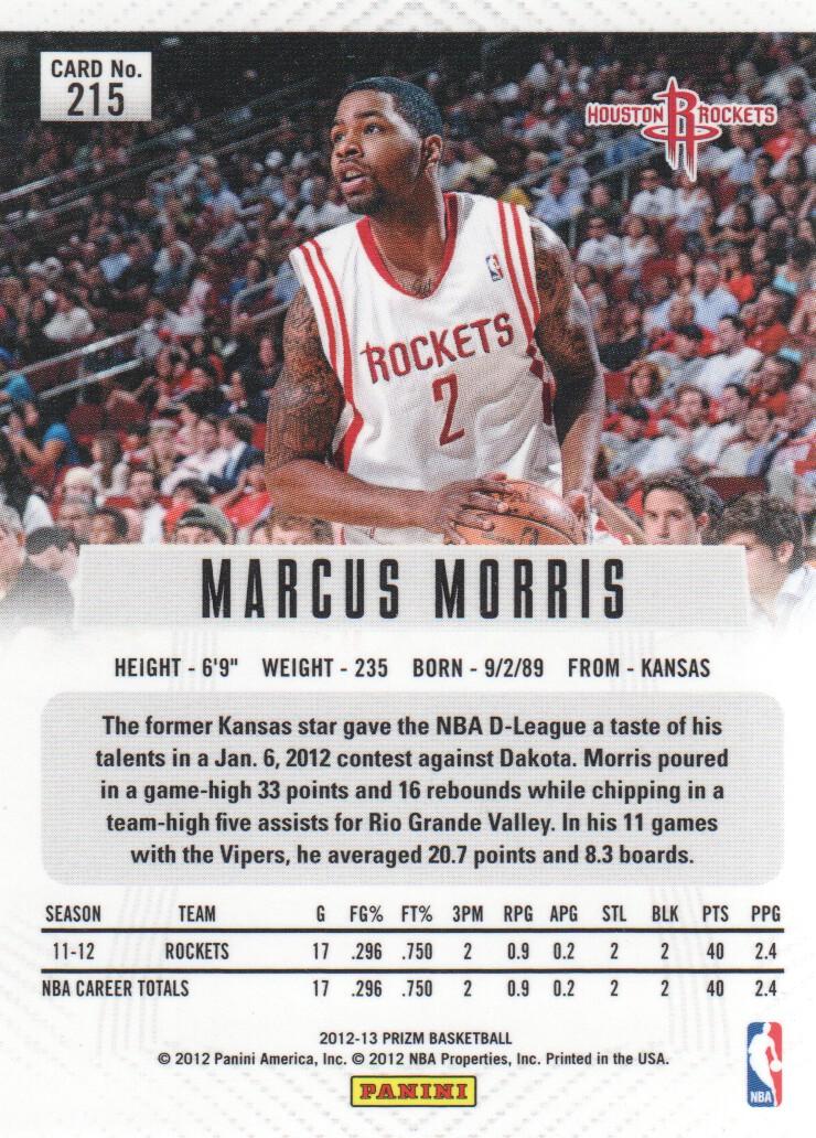 2012-13-Panini-Prizm-Basketball-Cards-1-250-Pick-From-List thumbnail 391