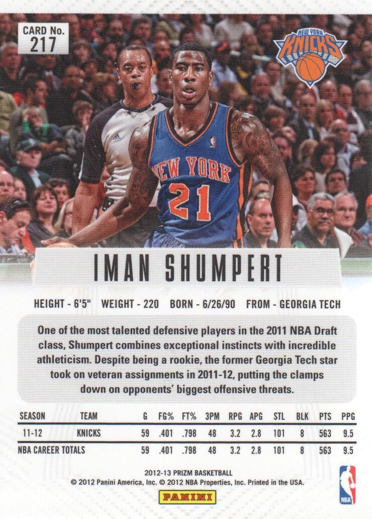 2012-13-Panini-Prizm-Basketball-Cards-1-250-Pick-From-List thumbnail 395