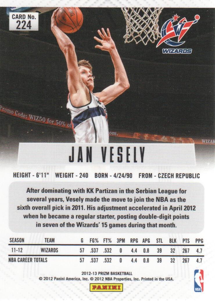 2012-13-Panini-Prizm-Basketball-Cards-1-250-Pick-From-List thumbnail 405