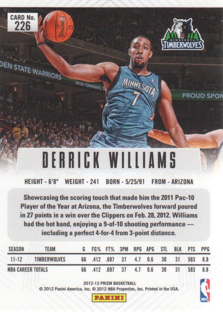 2012-13-Panini-Prizm-Basketball-Cards-1-250-Pick-From-List thumbnail 407