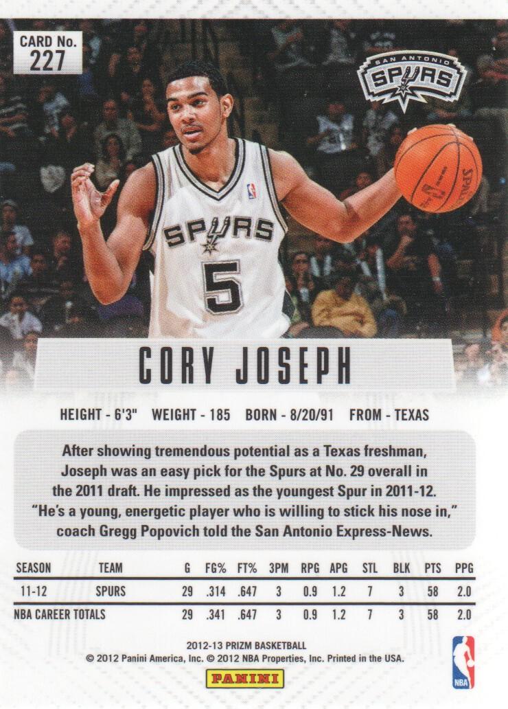 2012-13-Panini-Prizm-Basketball-Cards-1-250-Pick-From-List thumbnail 409