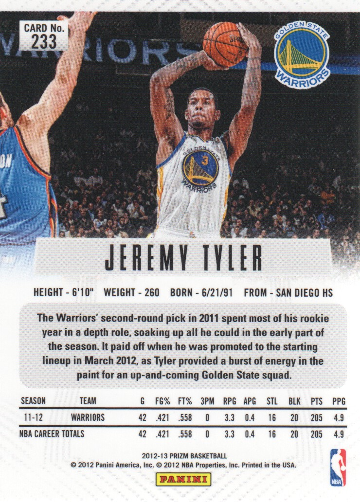 2012-13-Panini-Prizm-Basketball-Cards-1-250-Pick-From-List thumbnail 421