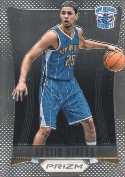 2012-13 Panini Prizm #240 Austin Rivers RC