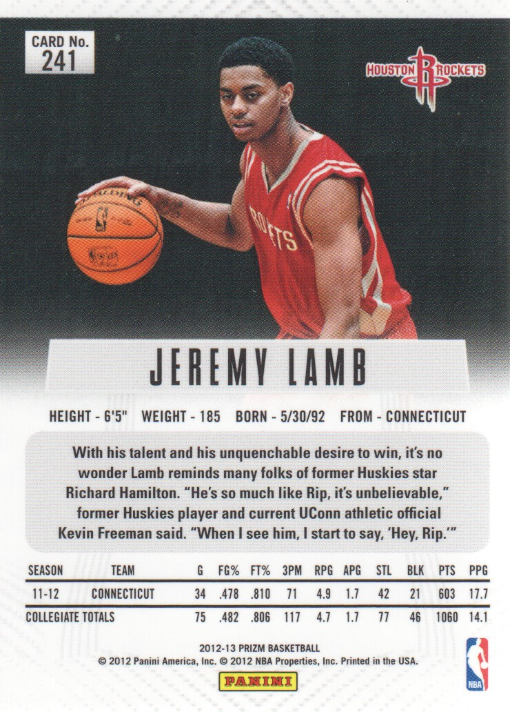 2012-13-Panini-Prizm-Basketball-Cards-1-250-Pick-From-List thumbnail 429