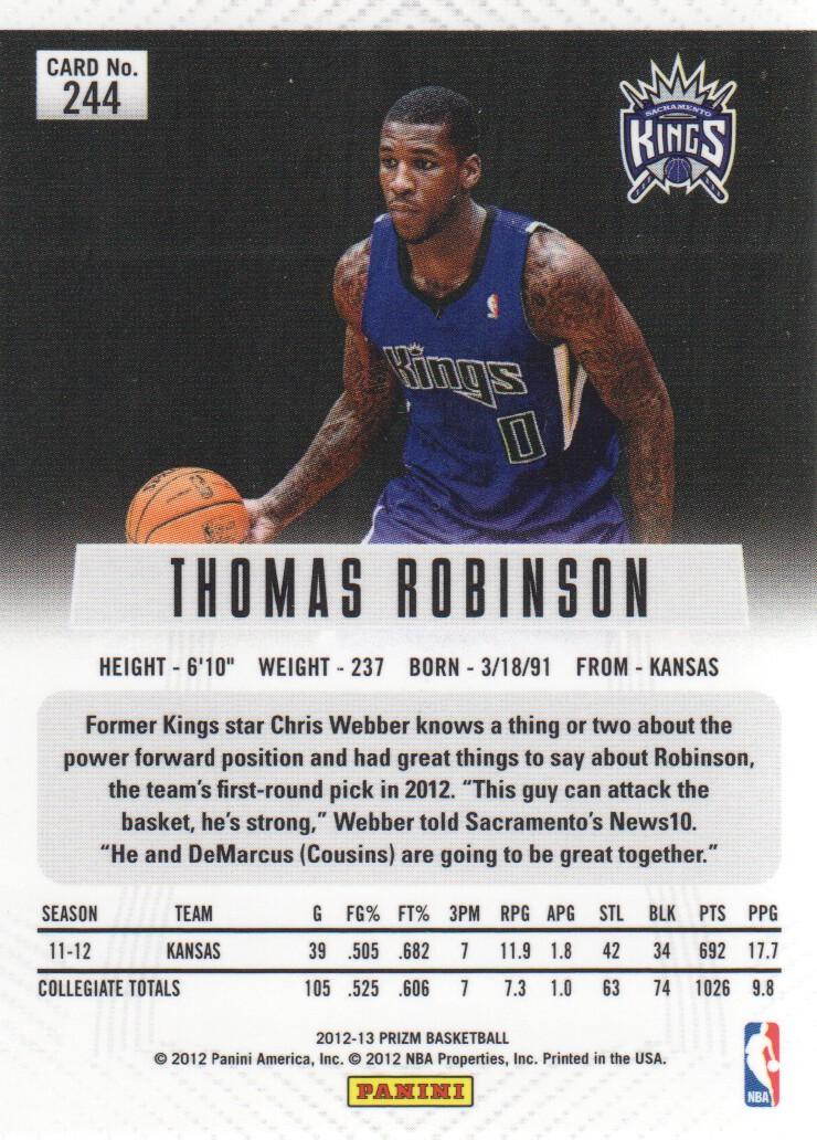 2012-13-Panini-Prizm-Basketball-Cards-1-250-Pick-From-List thumbnail 433