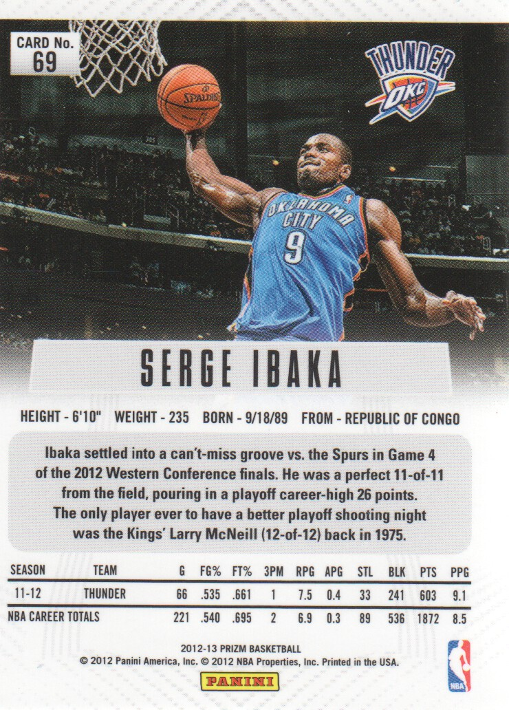 2012-13-Panini-Prizm-Prizms-Parallel-Basketball-Cards-Pick-From-List thumbnail 33