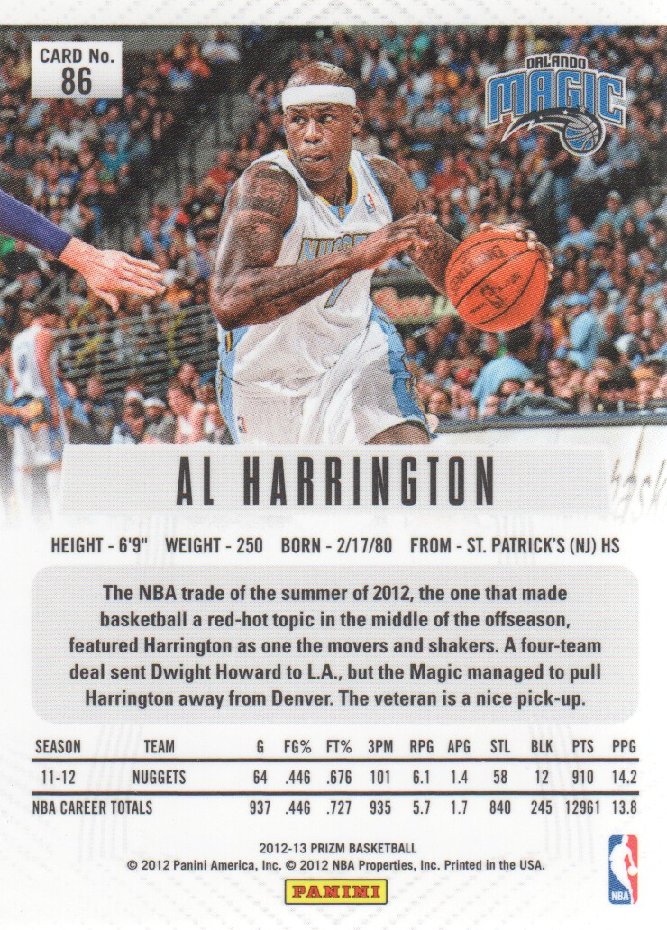 2012-13-Panini-Prizm-Prizms-Parallel-Basketball-Cards-Pick-From-List thumbnail 41