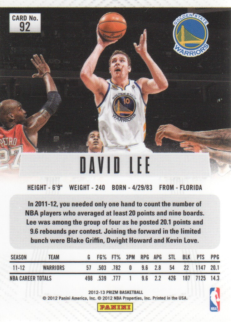 2012-13-Panini-Prizm-Prizms-Parallel-Basketball-Cards-Pick-From-List thumbnail 43