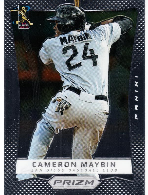 2012 Panini Prizm #2 Cameron Maybin