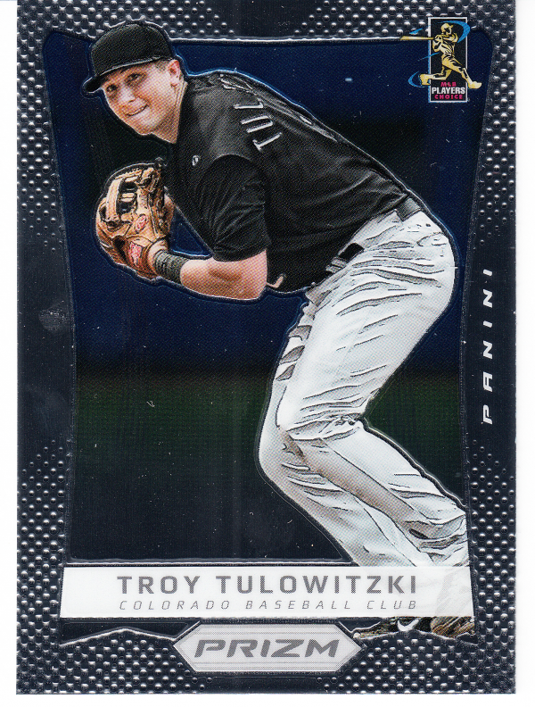 2012 Panini Prizm #6 Troy Tulowitzki