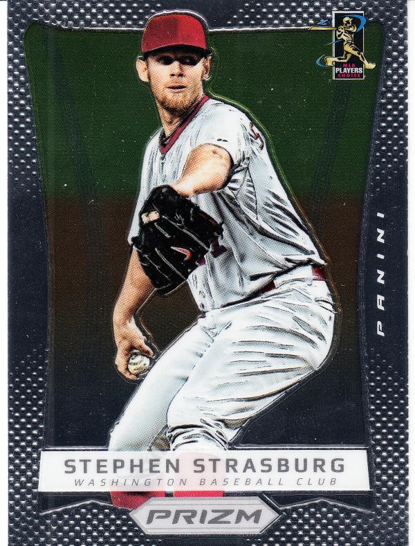 2012 Panini Prizm #49 Stephen Strasburg